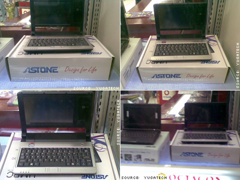 Astone Laptop