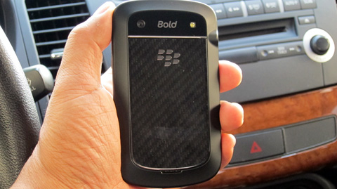 Contest: YugaTech-BlackBerry dare you to Be Bold