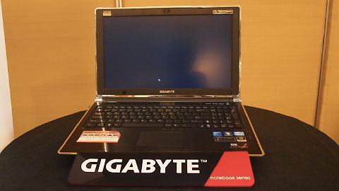 Gigabyte P2542G gaming & U2442N ultrabook launched