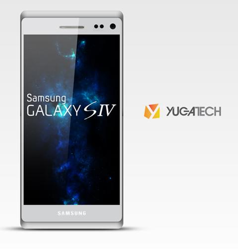 Samsung Galaxy S IV of YugaTech