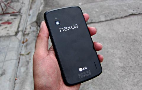Нагрев Nexus 4 С Android 4.2.2