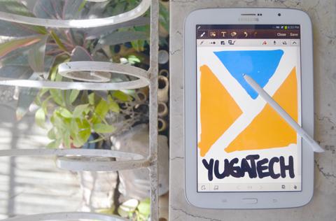 yugatech gnote 8