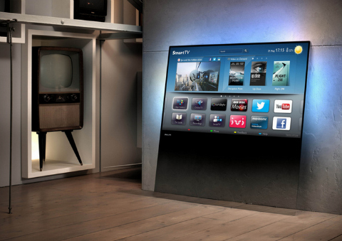 Philips announces DesignLine HDTV