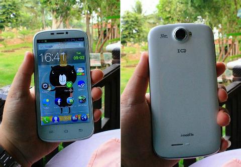 i-mobile IQ4