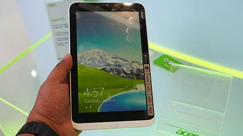 Acer Iconia W3: 8-inch Windows 8 tablet launched