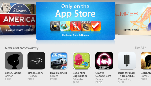 iOS apps go free ahead of App Store's 5th Anniversary