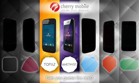 cherry mobile topaz