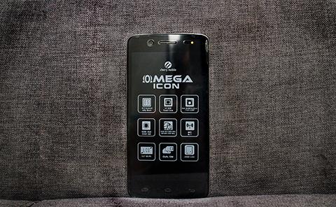 Cherry Mobile Omega Icon (Web)