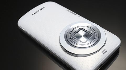 Samsung Galaxy K Zoom Lens