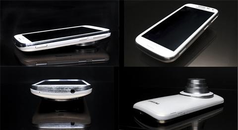 Samsung Galaxy K design
