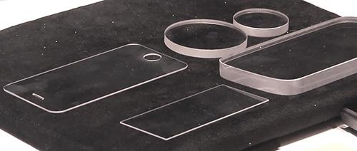 iphone sapphire glass