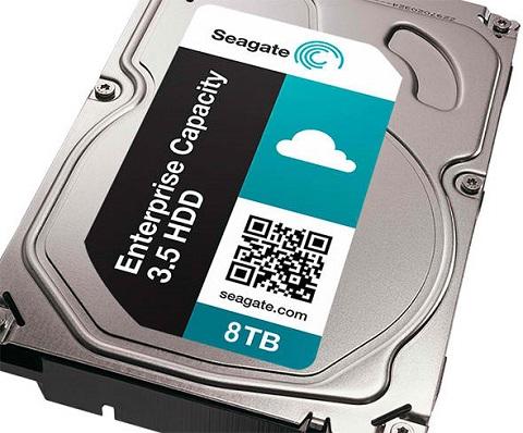 Seagate 8TB HDD