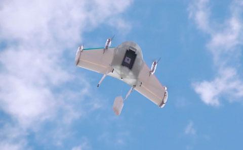 google-drone
