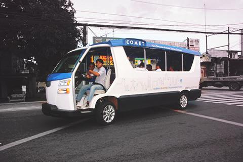 COMET e-jeepney 2