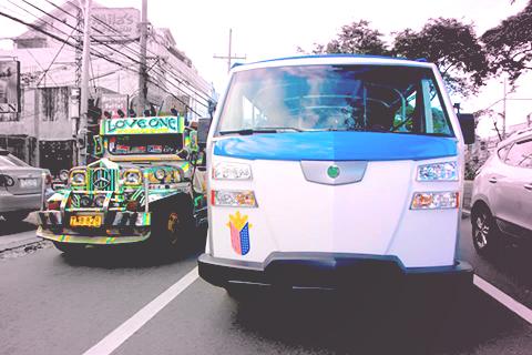 COMET e-jeepney