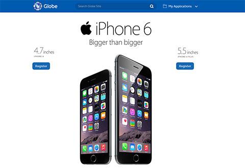 globe-iphone6