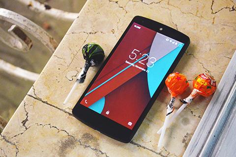 Android 5.0 Lollipop Nexus 5