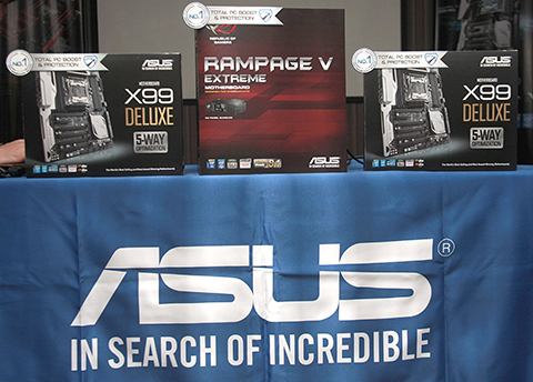 ASUS ROG Rampage V Extreme officially lands