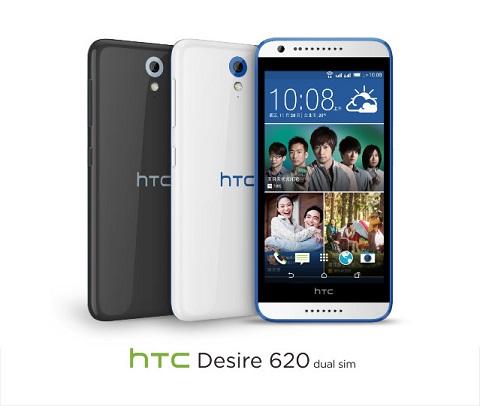 HTC Desire 620 LTE dual-SIM smartphone now official - YugaTech   Philippines Tech News & Reviews