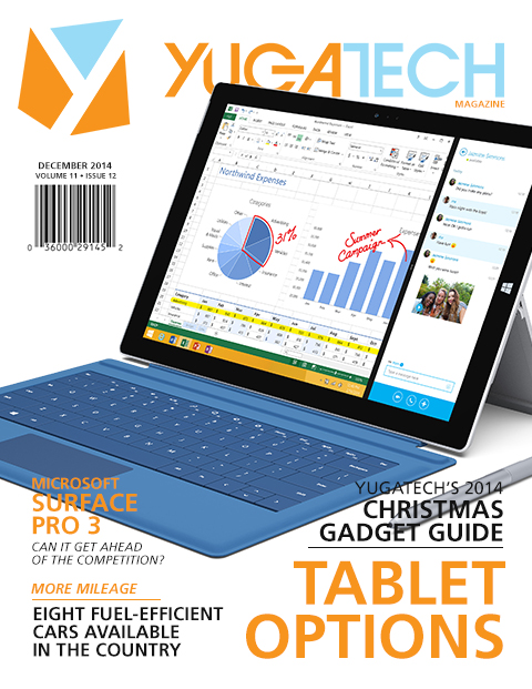 YugaTech Christmas Gadget Guide 2014: Tablets