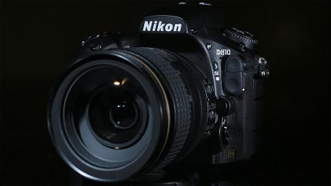 Nikon D810 Kit (1080p)