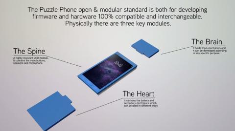 PuzzlePhone-parts