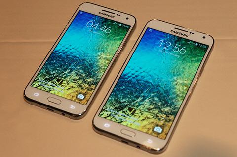 d692dea523 Hands-on  Samsung Galaxy E5