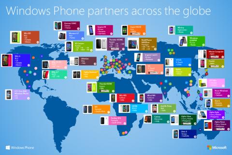 ms windows phone partners mwc 2015