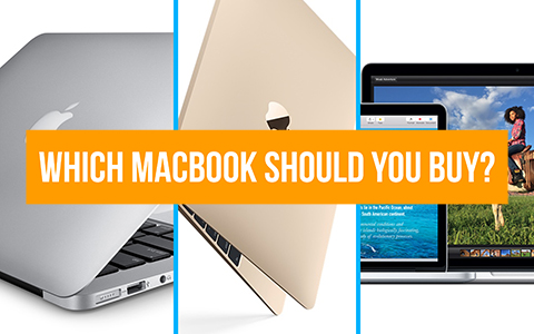 Buying a MacBook: Which is the right one for you?