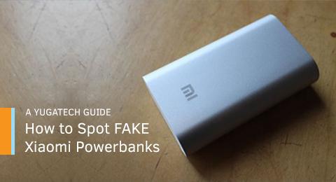 How to spot a fake Xiaomi Mi Powerbank - YugaTech | Philippines Tech News & Reviews