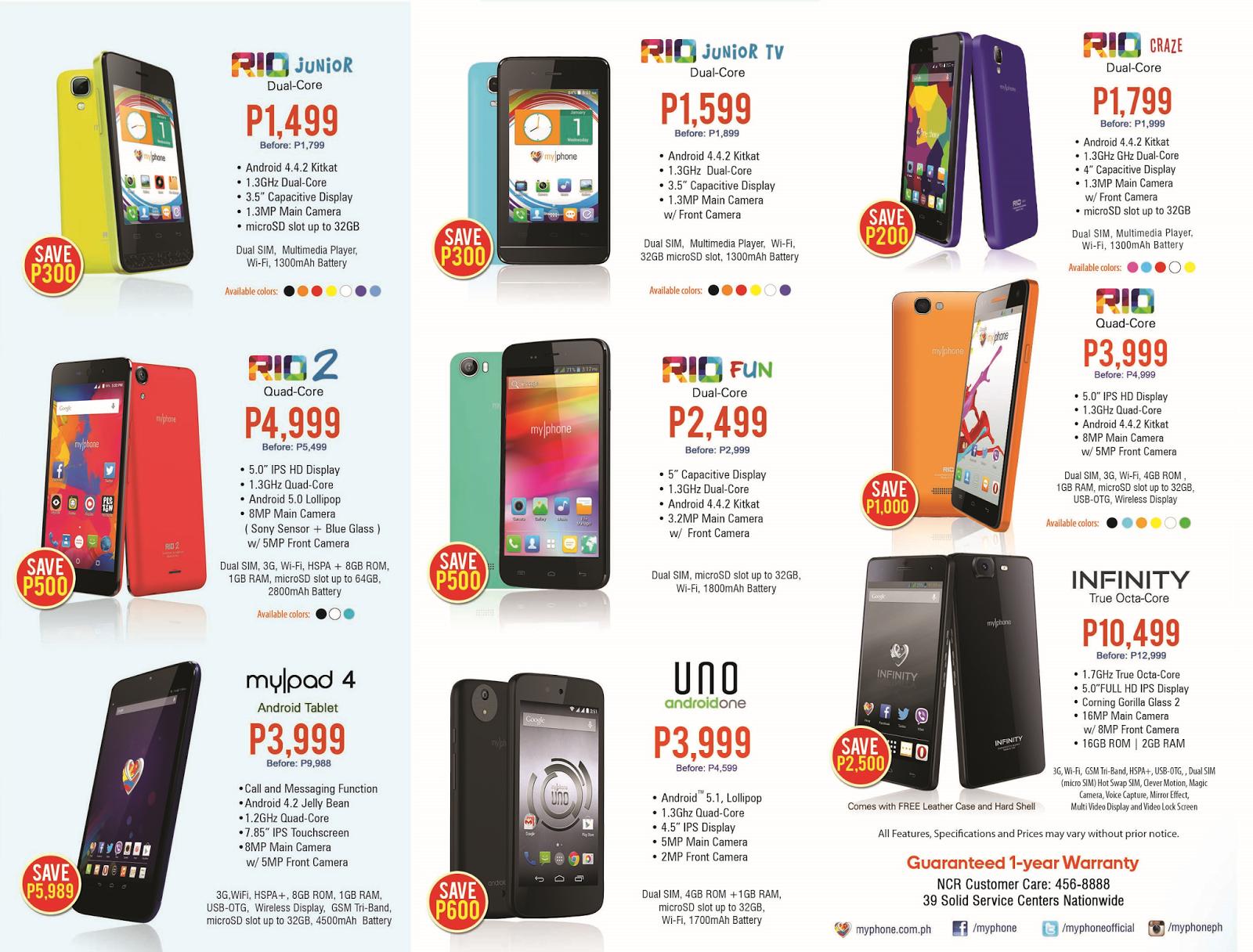 7f980424b81 MyPhone s Mega Sale Starts Today