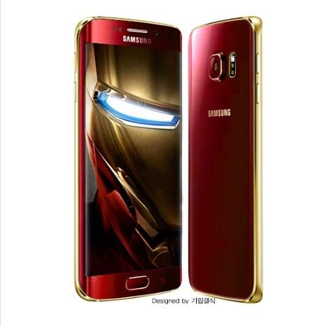 samsung galaxy s6 ironman