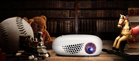 LG intros Minibeam Nano LED projector