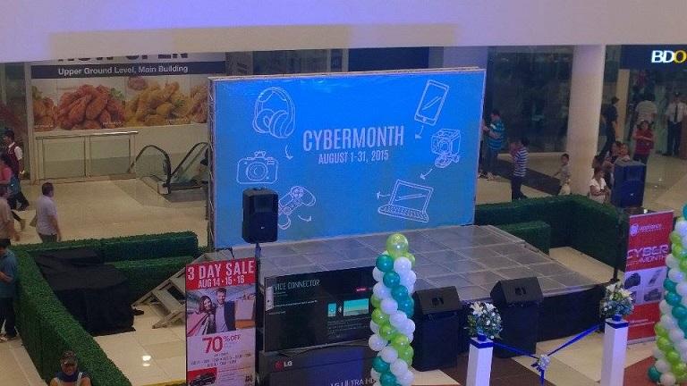 SM Cyber Month 2015