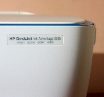 HP DeskJet Ink Advantage 3635 Review