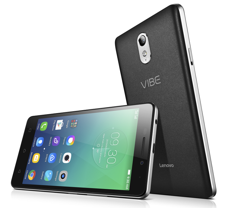 Lenovo Outs a Toned Down Version of Vibe P1 with 4000mAh battery
