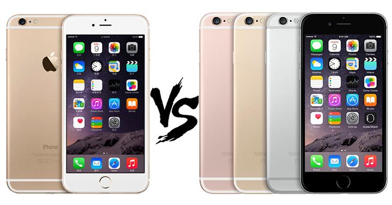 specs comparison apple iphone 6 vs iphone 6s yugatech