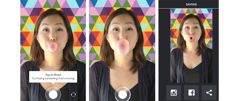 Instagram launches Boomerang — creates GIF-like videos