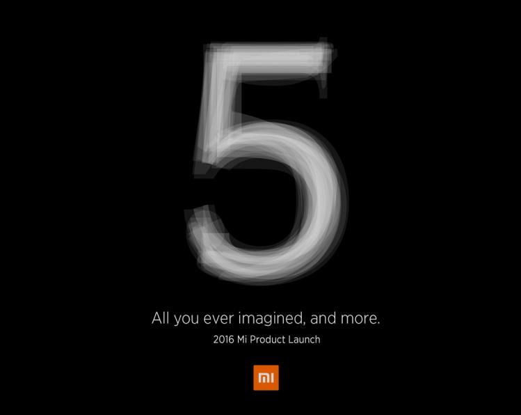 mi 5 launch