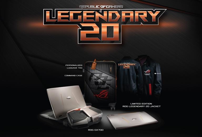ROG GX700 Legendary 20