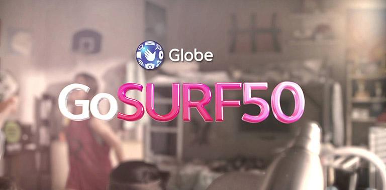 globegosurf50