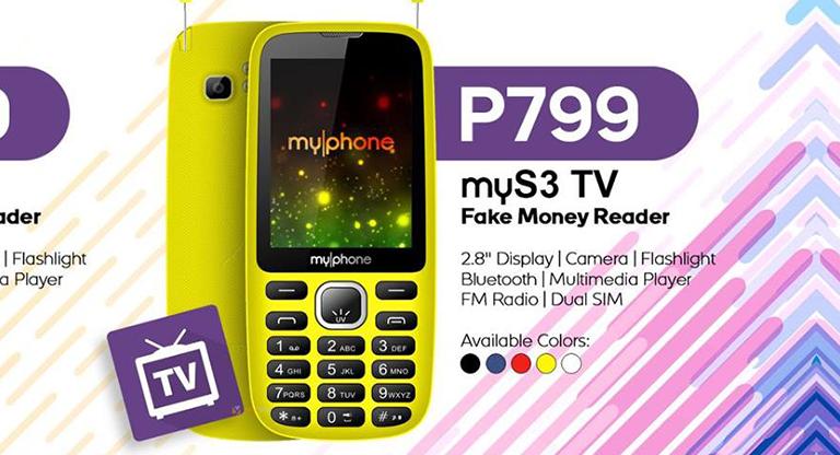 myphone-S3TV