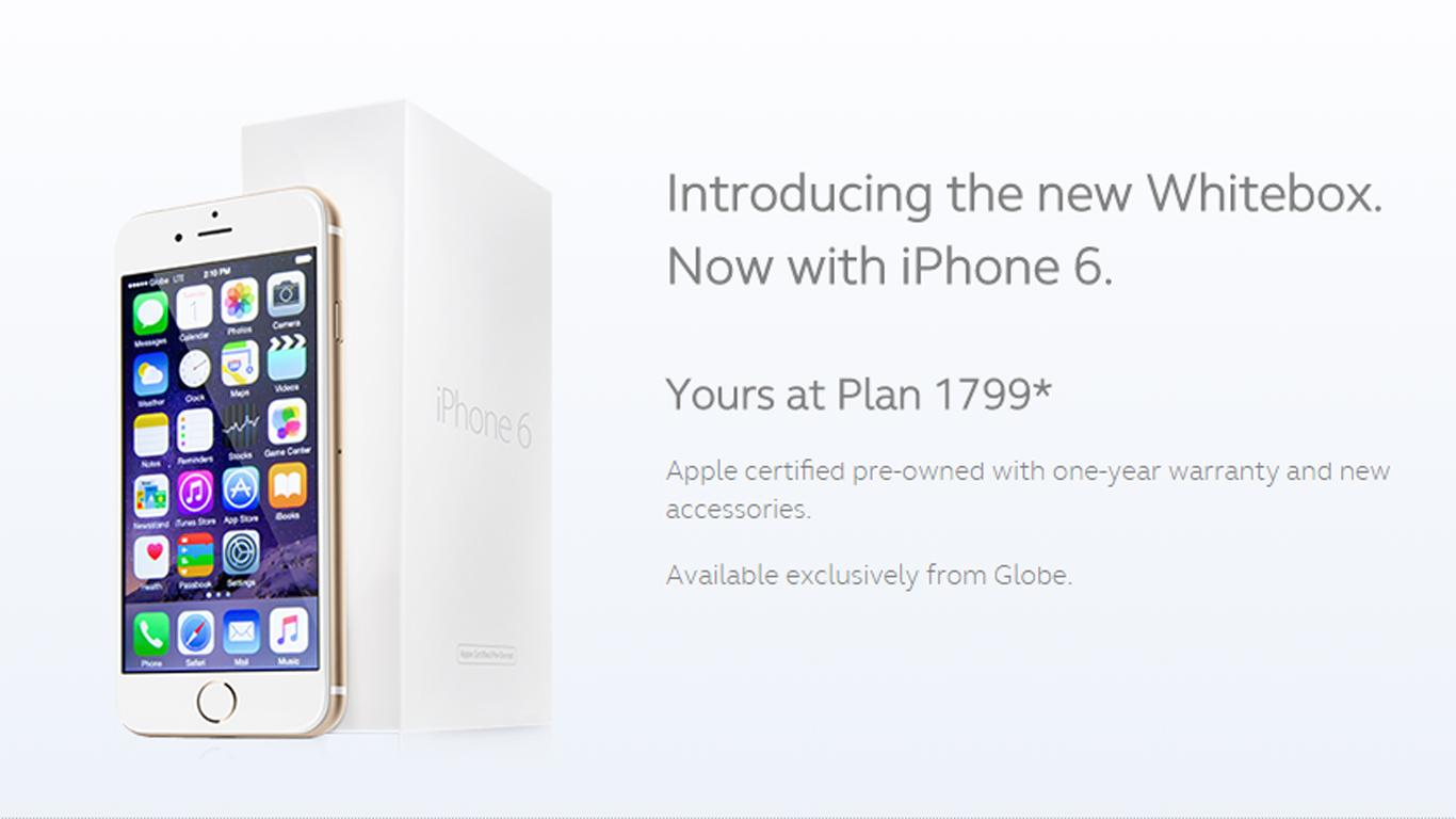 iphone 6 plan