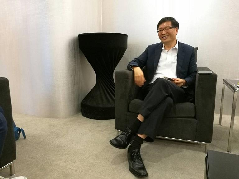 Jerry Shen, CEO of ASUSTeK Computer Inc.