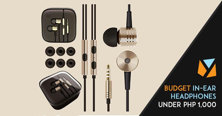 Budget In-Ear Headphones under Php1k (July 2016)