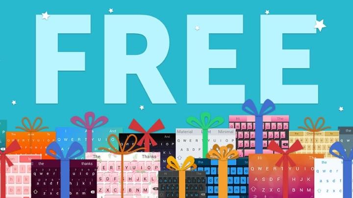 swiftkey-free-theme