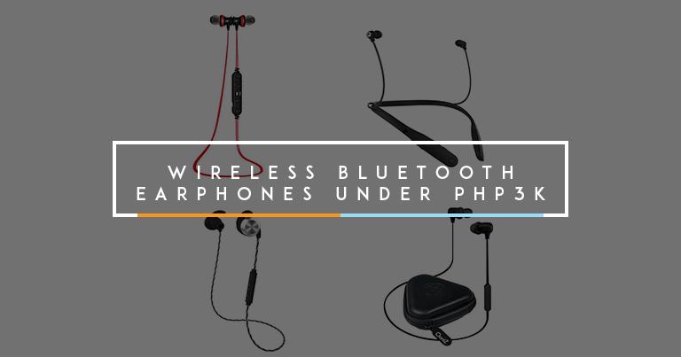 2a05a537e50 6 Wireless Bluetooth Earphones for Under Php3k - YugaTech ...