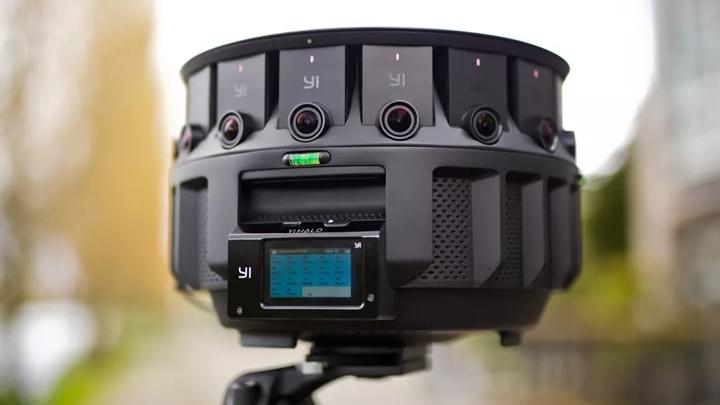 Yi Halo - a professional 360-degree video camera rig - YugaTech ...