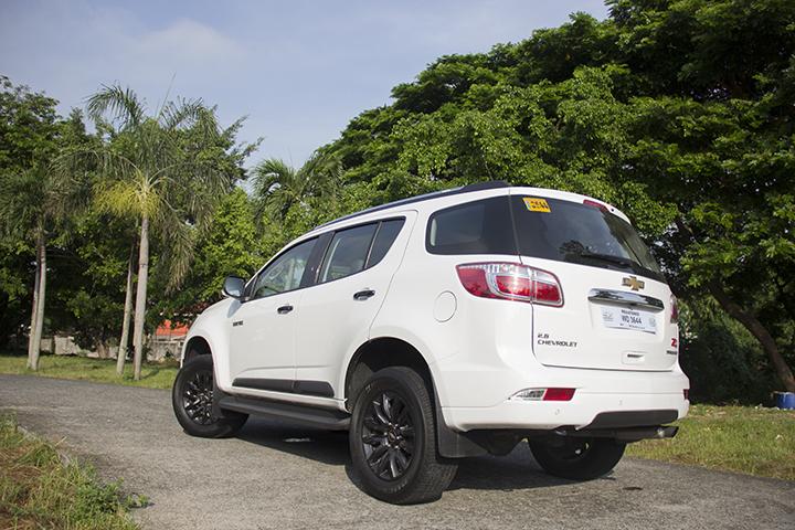 2017 Chevrolet Trailblazer Z71 Review Yugatech Philippines Tech