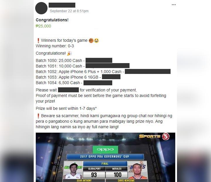 online gambling illegal
